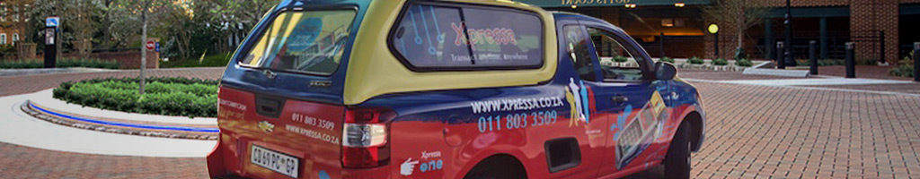 New Xpressa Branded Vehicles